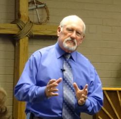 Pastor James Benson